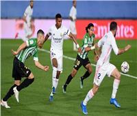 بث مباشر    مباراة ريال مدريد وبيتيس في الليجا الإسبانية
