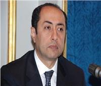 حسام زكى: الإرهاب مستمر لانه هناك أطراف مازالت تدعمه