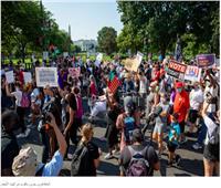 من أجل حق التصويت.. الآلاف يتظاهرون في واشنطن