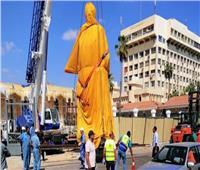 حكايات  التمثال الطائر.. «ديليسبس» يبحث عن قاعدة أخيرة في بورسعيد