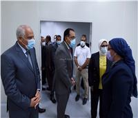 """رئيس الوزراء يتفقد مصنع إنتاج اللقاحات بمُجمع مصانع """"فاكسيرا"""" بـ 6 أكتوبر.. صور"""