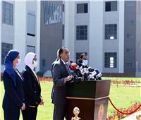 يستهدف إنتاج 8 لقاحات.. تفاصيل المؤتمر الصحفي لرئيس الوزراء خلال تفقده مجمع مصنع فاكسيرا  صور