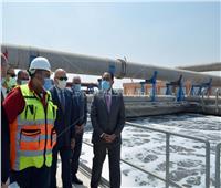 وزير الإسكان: محطة معالجة مياه صرف صحى أبورواش تخدم 9 ملايين نسمة