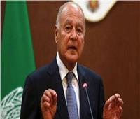 أبو الغيط يبحث مع وزير خارجية الجزائر تطورات الوضع في ليبيا