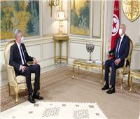 سعيّد: الدولة التونسية كانت على وشك السقوط ولذلك تدخلت