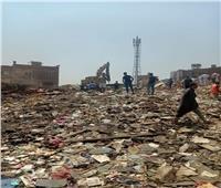 إزالة 248 عقارا من منطقة عزبة أبو قرن العشوائية ونقل 747 أسرة بالقاهرة