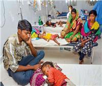 حمى فيروسية مجهولة تجتاح الهند وتقتل 32 طفلا