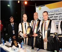 جامعة أسيوط تحتفل بتكريم أوائل خريجي الحقوق