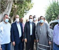 توفير 148 قطعة أرض بمركز الحسينية لمبادرة «حياة كريمة»