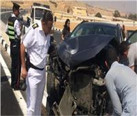 مصرع وإصابة 9 أشخاص في حادثين بالشرقية