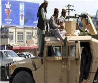 بعد انسحاب أمريكا.. قوات طالبان تتجول في مطار كابول