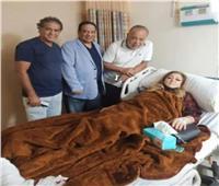 خروج نهال عنبر من المستشفى.. وهذه مستجدات حالتها الصحية
