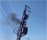 ابراج الضغط العالى تهدد حياة المواطنين بقرية الحجز بحري في أسوان
