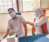 حظر الدخول للطلاب والمعلمين والإداريين بدون تطعيم