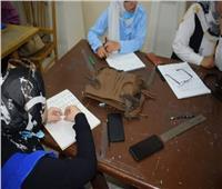 ثقافة المنيا تقدم ورشة لـ«الخط العربي»