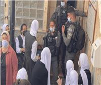 قوات الاحتلال تقتحم مدرسة «الشابات المسلمات» في القدس وتعتقل مديرتها