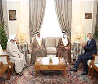 أبو الغيط يستقبل الأمين العام الجديد للصندوق العربي لمواجهة الكوارث