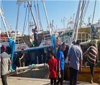 78 مركب جر و320 فلوكة صيد تبحر في خليج السويس
