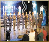 ختام مهرجان «talent بالعربى» بحضور 6 محافظين
