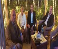 أمانة أول طنطا تشارك في احتفالية قرعة نهائي دوري «مستقبل وطن»
