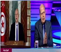 عبدالحليم قنديل : يجب عزل حركة النهضة الإخوانية في تونس