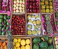 أسعار الفاكهة فى سوق العبور اليوم الخميس 2 سبتمبر