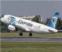 مصر للطيران تسير 6 رحلات للسعودية لنقل 1200 راكب