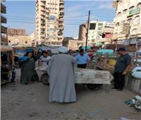 حملات لإزالة الإشغالات ومخالفات البناء في الشرقية