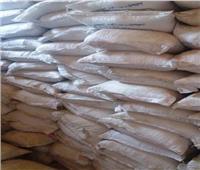 ضبط 23 طن من الملح مجهول المصدر بالشرقية