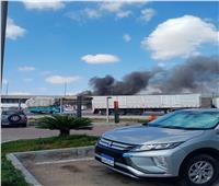 نشوب حريق بمزرعة على طريق «مصر - الإسكندرية» الصحراوي