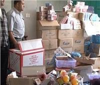 ضبط 7 أطنان لحوم فاسدة بالقاهرة
