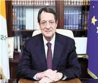 الرئيس القبرصي: لدينا رغبة مشتركة وجادة لتنفيذ الاتفاقيات الموقعة مع مصر