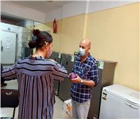 إعداد ٦١ فرقة طبية ثابتة ومتحركة بالشرقية للتطعيم بلقاح كورونا