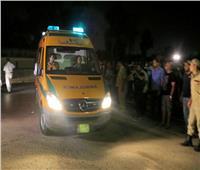ارتفاع عدد الضحايا والمصابين بحادث طريق السويس