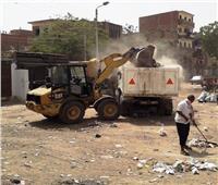 محافظ أسوان: تكثيف أعمال النظافة العامة ورفع التراكمات والمخلفات