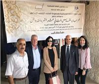انطلاق مهرجان القدس للشعر بحضور وزير الثقافة الفلسطيني