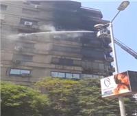 السيطرة على حريق شقة سكنية بالمهندسين