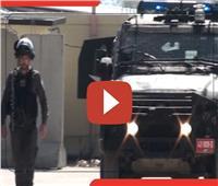 تفاصيل هروب 6 أسرى من سجن جلبوع.. فيديو