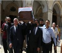صور| في المسجد الأقصى.. تشييع جثمان جندي أردني استُشهد في القدس عام 1967