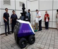 «Xavier».. روبوت دورية لردع السلوكيات السيئة بسنغافورة
