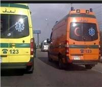 مستشفى دراو تستقبل 4 أشخاص في حادث تصادم بأسوان