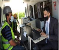 «الأحوال المدنية» تواصل توفد مراكز تكنولوجية متنقلة لاستخراج الوثائق للأكثر احتياجًا