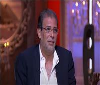 «بسبب زوجته»..خالد يوسف يتصدر التريند