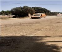 مصرع شاب وإصابة 4 آخرين فى إنقلاب سيارة بطريق إدفو - مرسى علم
