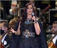 """السوبرانو العالمية أميرة سليم تمثل مصر في مهرجان """"Gouter"""" الثقافي"""
