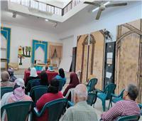 «قصور ثقافة الغربية» تواصل إقامة الأنشطة والفعاليات بالمحافظة