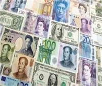 هبوط جماعي لأسعار العملات الأجنبية في ختام تعاملات اليوم