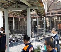 40 قتيلا في حريق داخل سجن في إندونيسيا