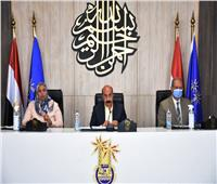 محافظ أسوان: منع خروج بلوكات الجرانيت والرخام بدون تقطيع