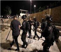 مواجهات ليلية بين الفلسطينيين والجيش الاسرائيلي